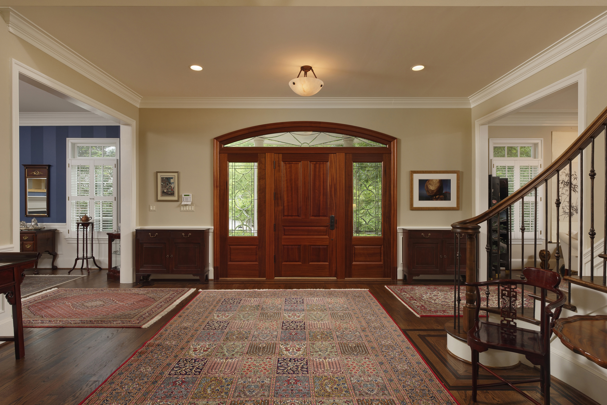 foyer and entryways - photo #19