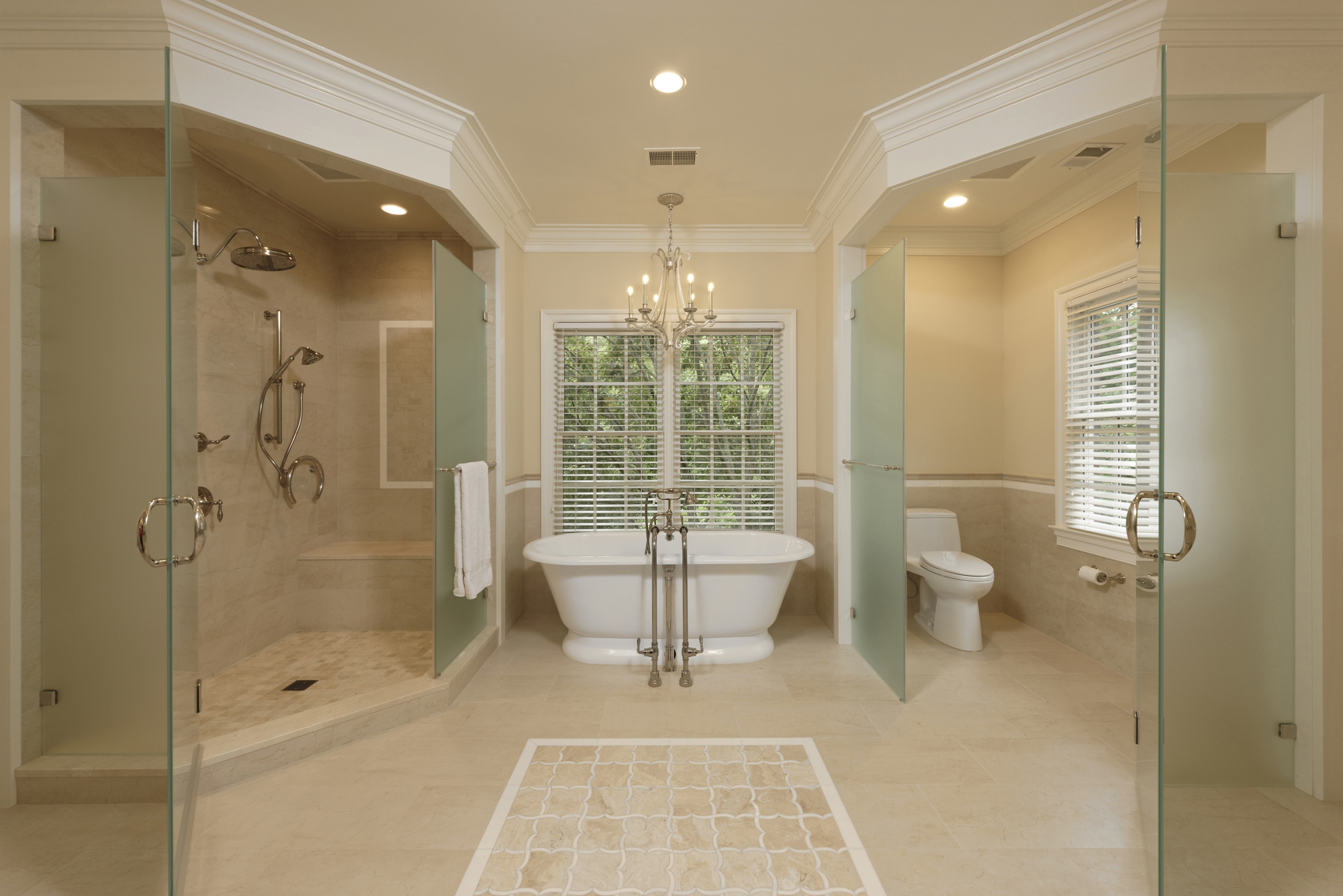 Washington DC Bathroom Remodeler BOWA - Bathroom remodeling mclean va