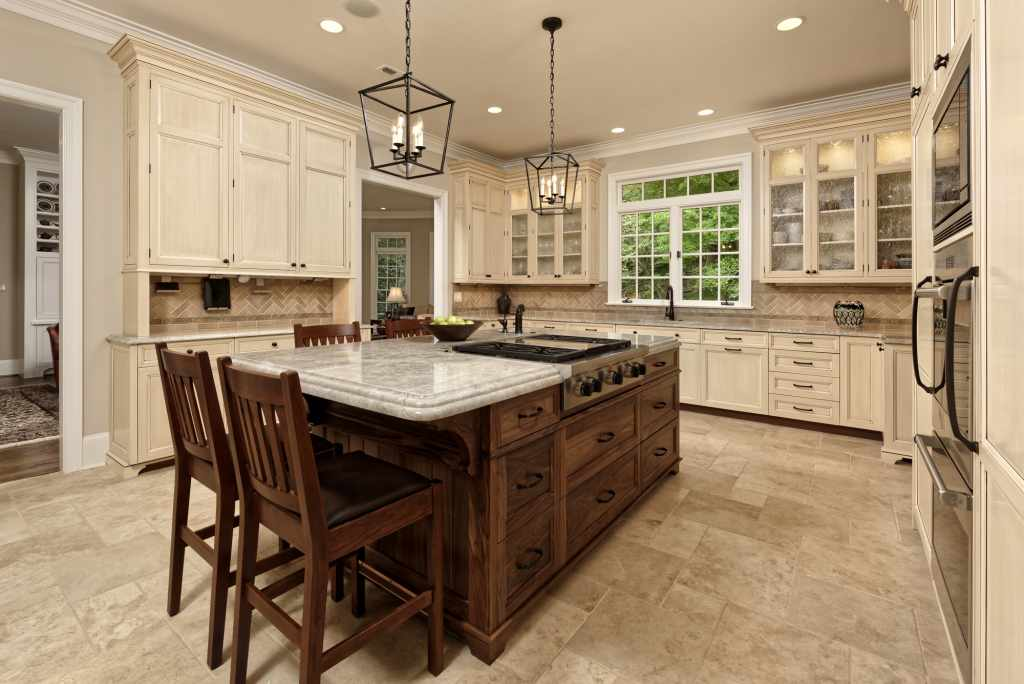 BOWA Design Build Renovation in McLean, VA - Kitchen, Bath, Office