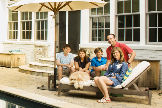 Chevy Chase Renovation Client Great Remodeling Experience