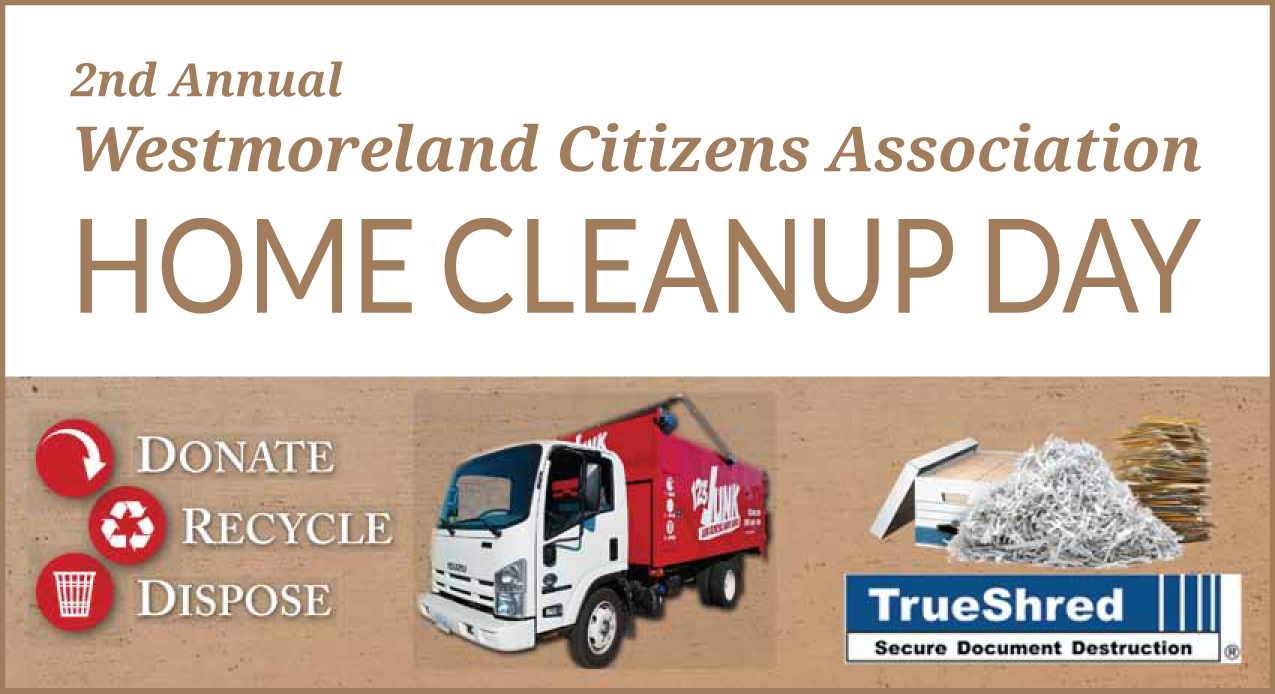 Westmoreland Home Cleanup Day