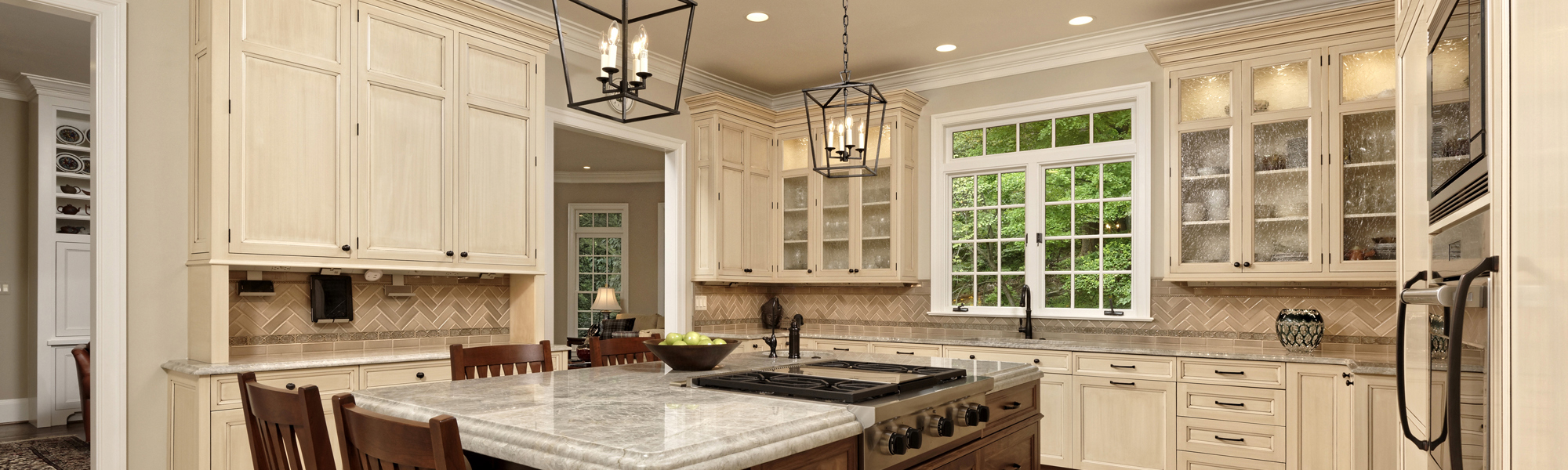 McLean Home Renovation Kitchen