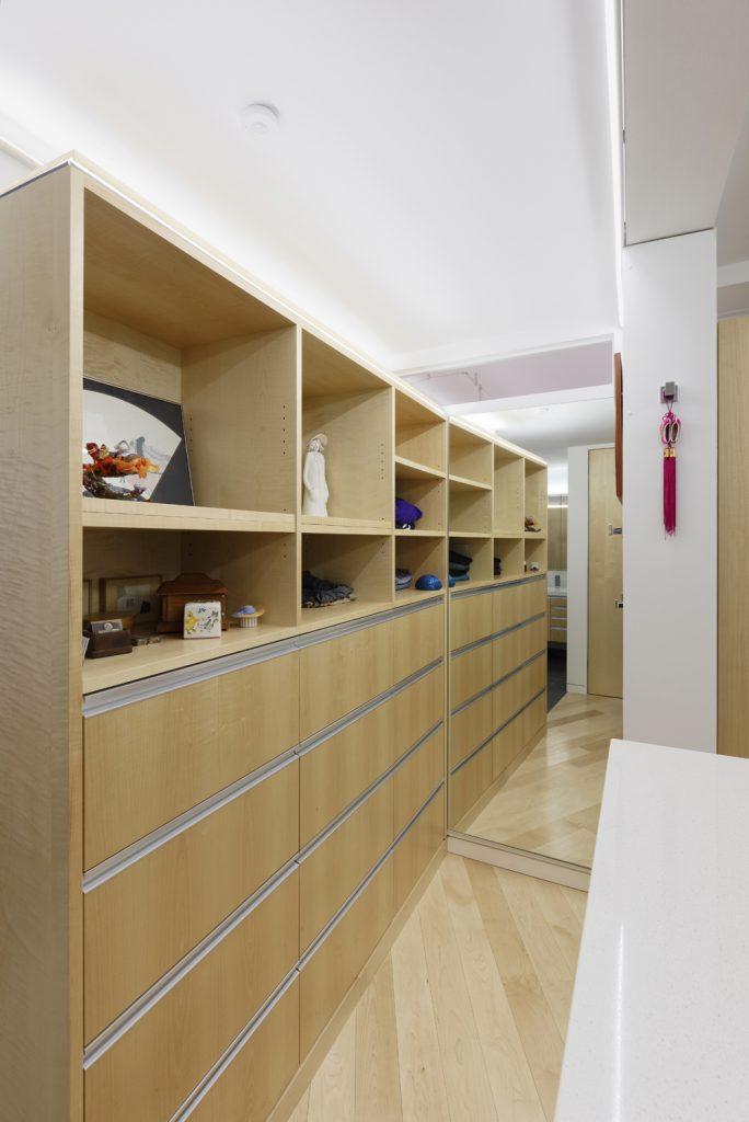 BOWA Design Build Contemporary Condominium Renovation in DC