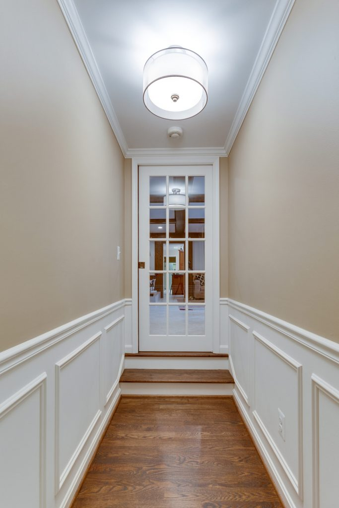 BOWA Design Build Renovation in McLean - Master Suite and Bathroom