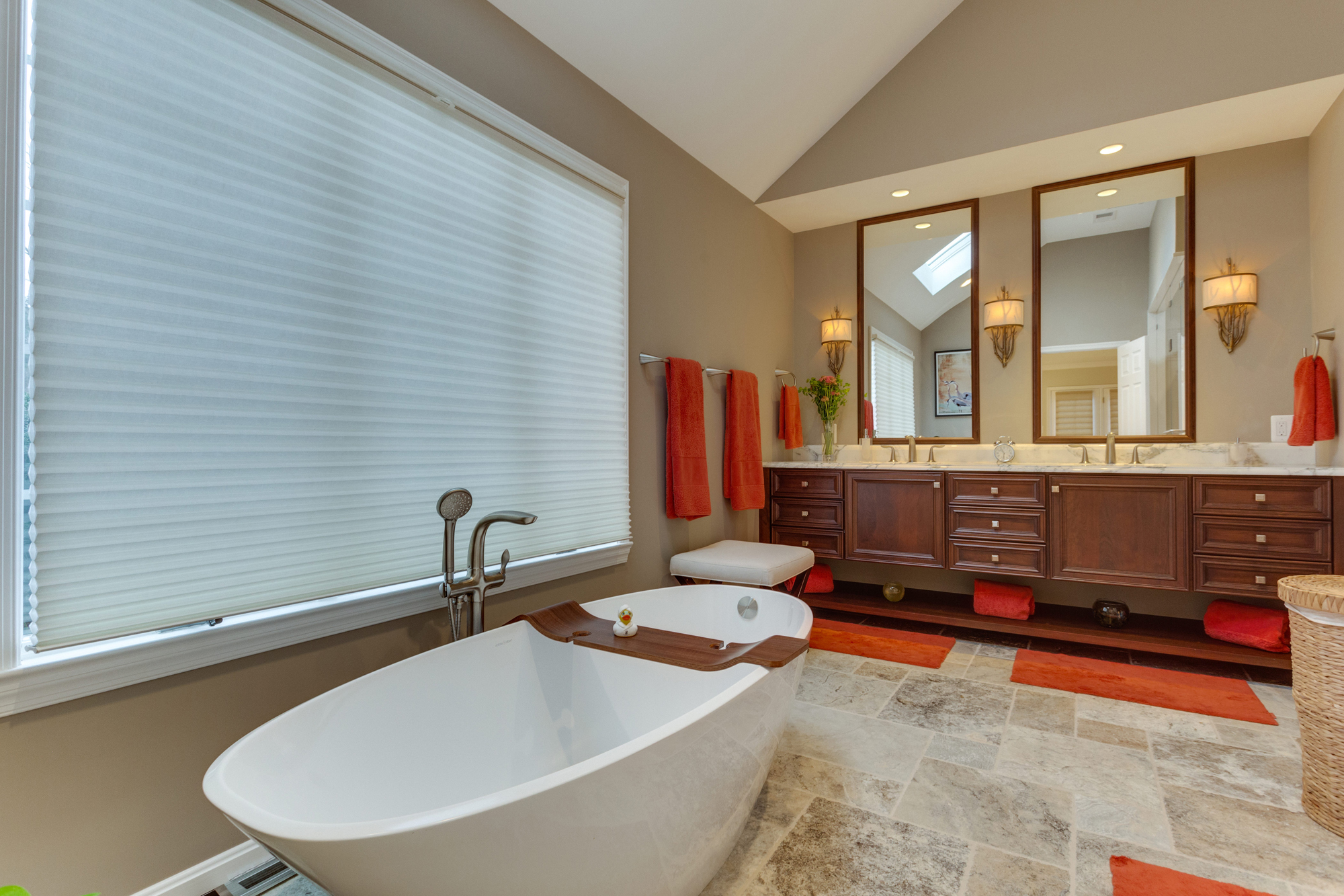 Universal Design Master Suite Renovation in McLean, VA | BOWA
