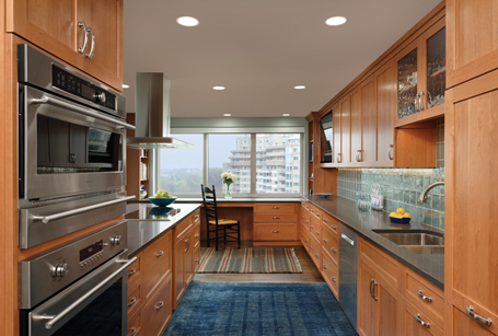 AFTER - BOWA Condo Renovation in Chevy Chase