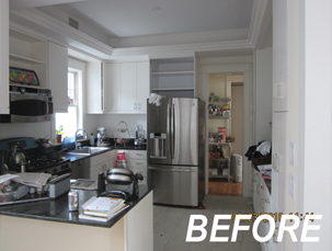 BOWA Kosher Kitchen Renovation in Cleveland Park DC