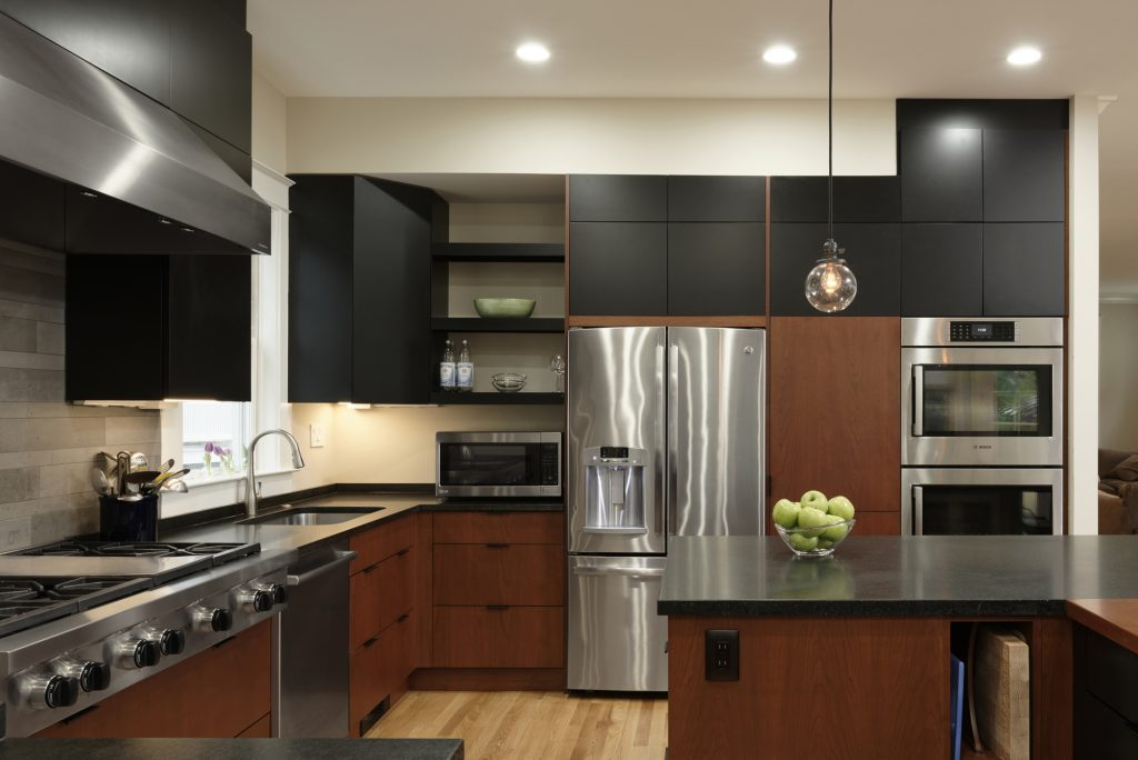 Design Build Kitchen renovation in Washington DC