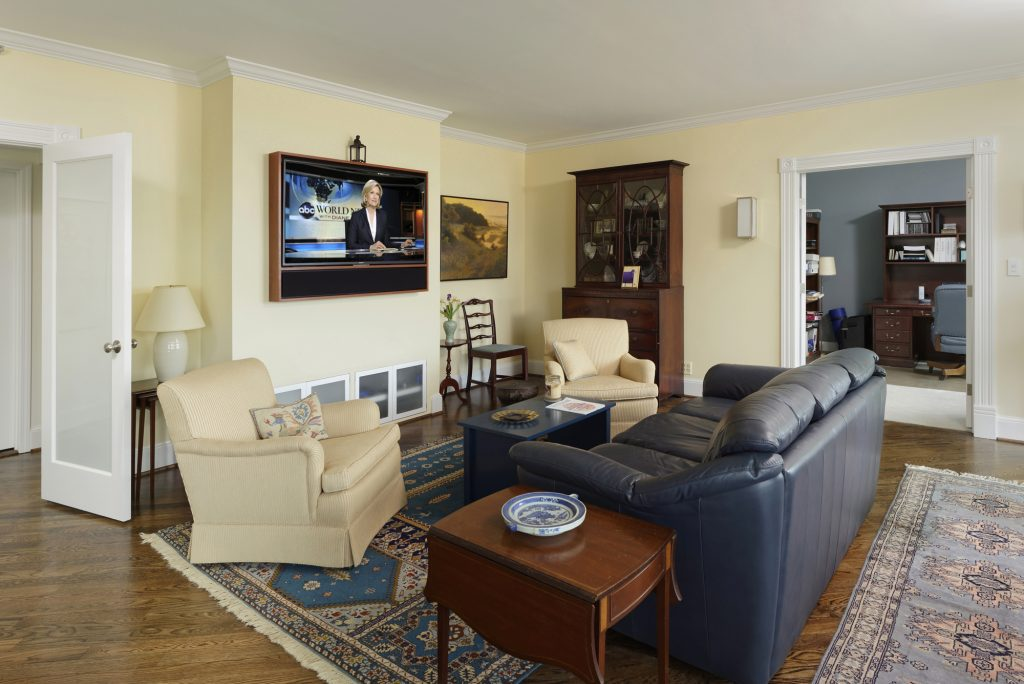 Design Build Condo Renovation in Chevy Chase, MD