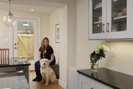 Capitol Hill Design Build Renovation - Client Profile