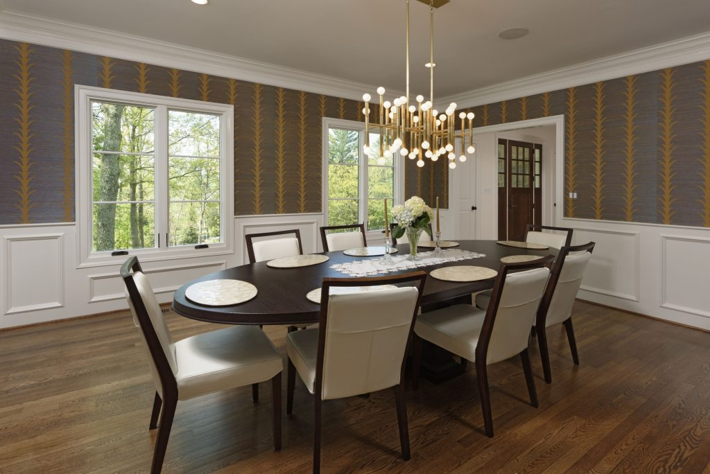 BOWA Design Build Dining Room Renovation in McLean