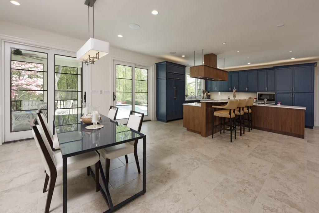 BOWA Design Build Kitchen Renovation in McLean, Fairfax County, VA