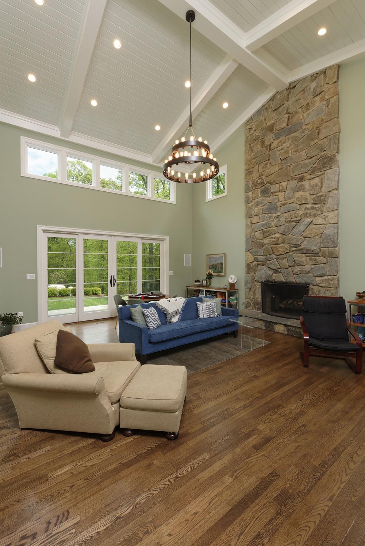 Living, Family & Sun Rooms Photos Gallery | BOWA | Design Build ...
