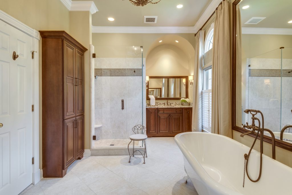 Fairfax County Design Build Bath Renovation