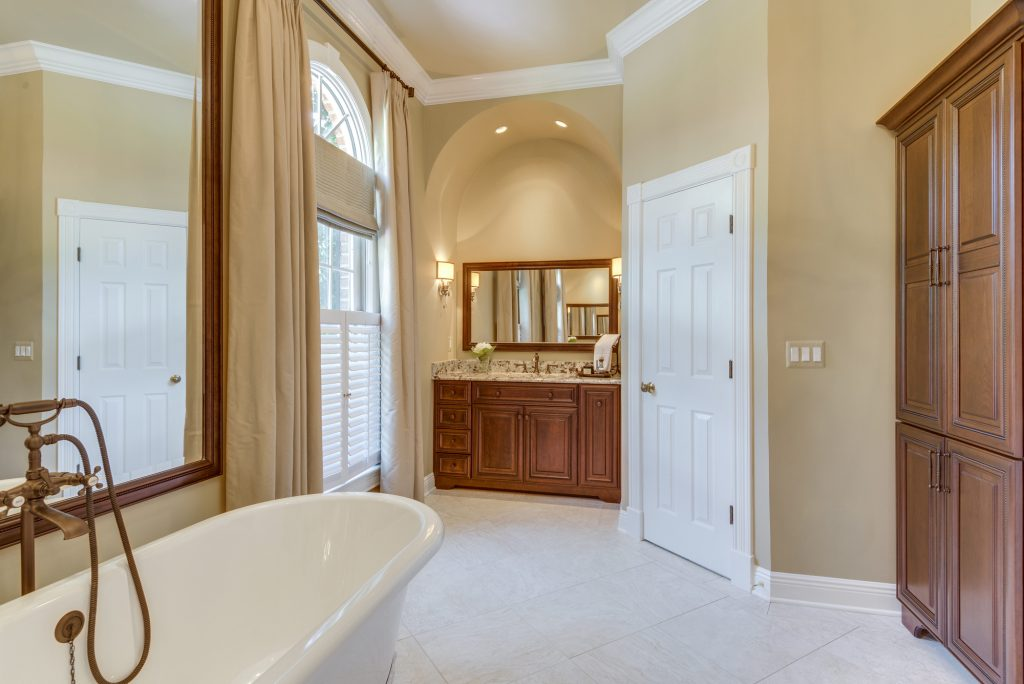 Design Build Bath in Great Falls