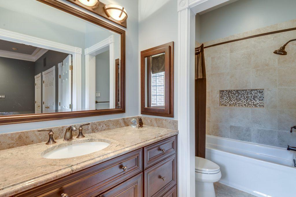 Bath renovation in Great Falls VA