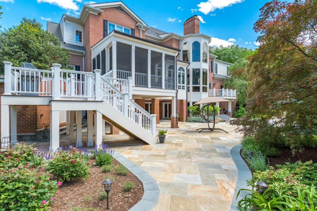 Design Build Porch and Deck Addition
