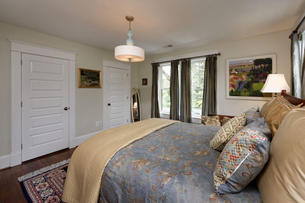 McLean VA 1910 Whole-Home Design Build Renovation Guest Suite