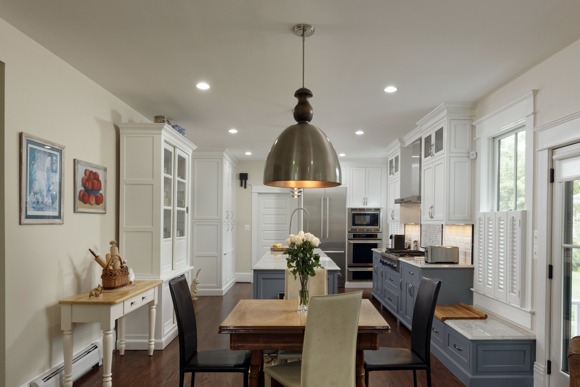 Addition and Renovation to Landmark Home in McLean, Virginia | BOWA