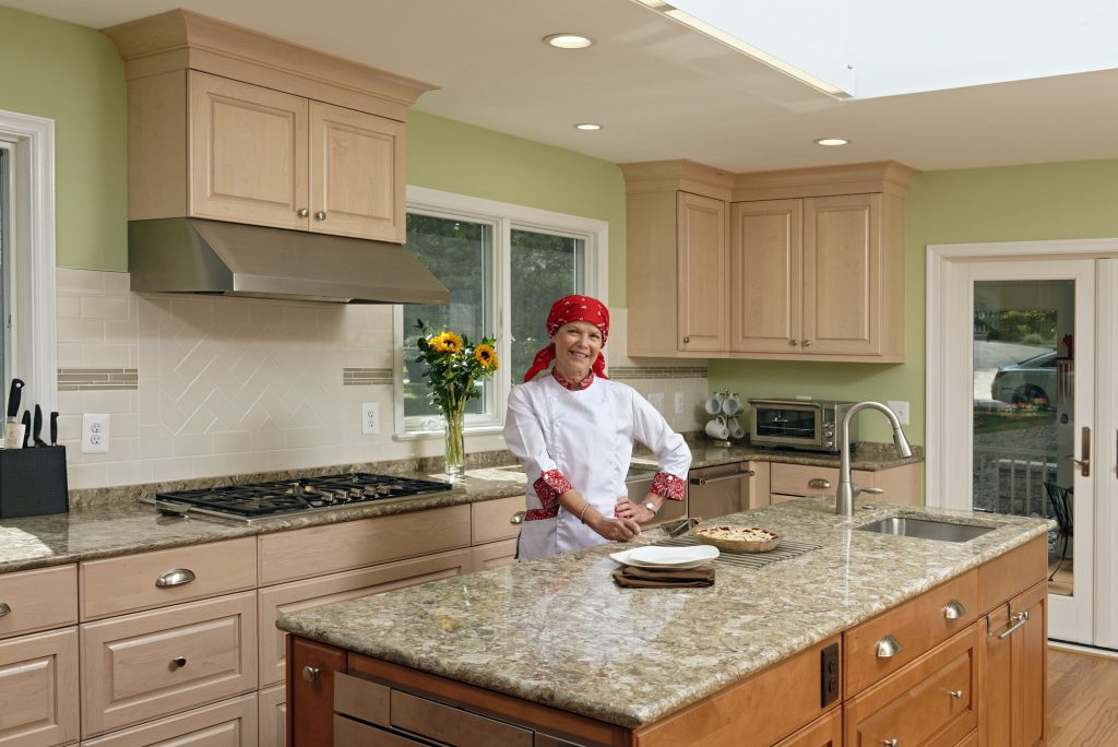 Vienna, Virginia Design Build Kitchen Renovation