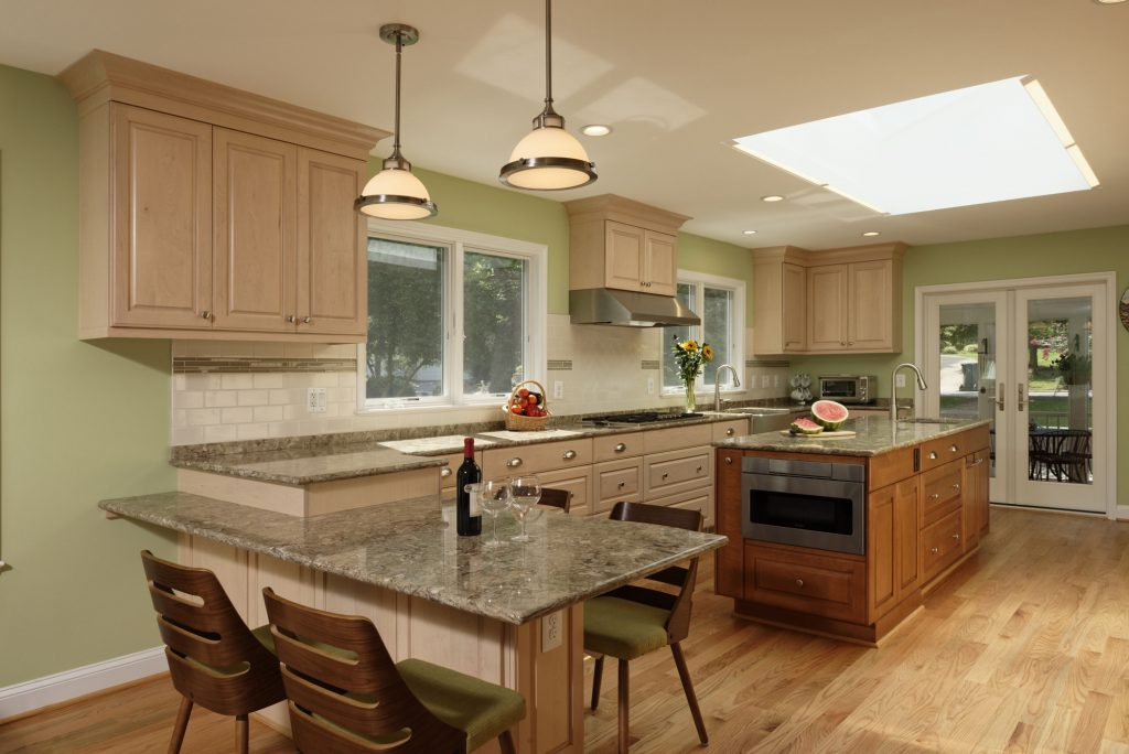 Vienna, Virginia Design Build Kitchen Renovation