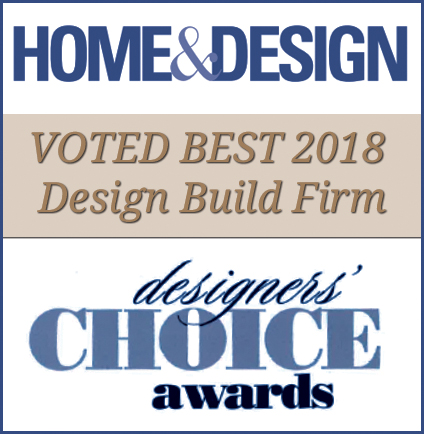 2018 Designers' Choice Awards - Best Design Build Firm