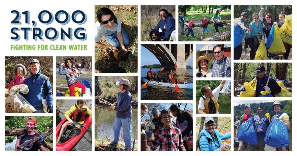 Potomac Conservancy Volunteers