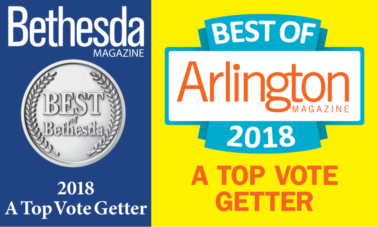 Best of Bethesda and Best of Arlington