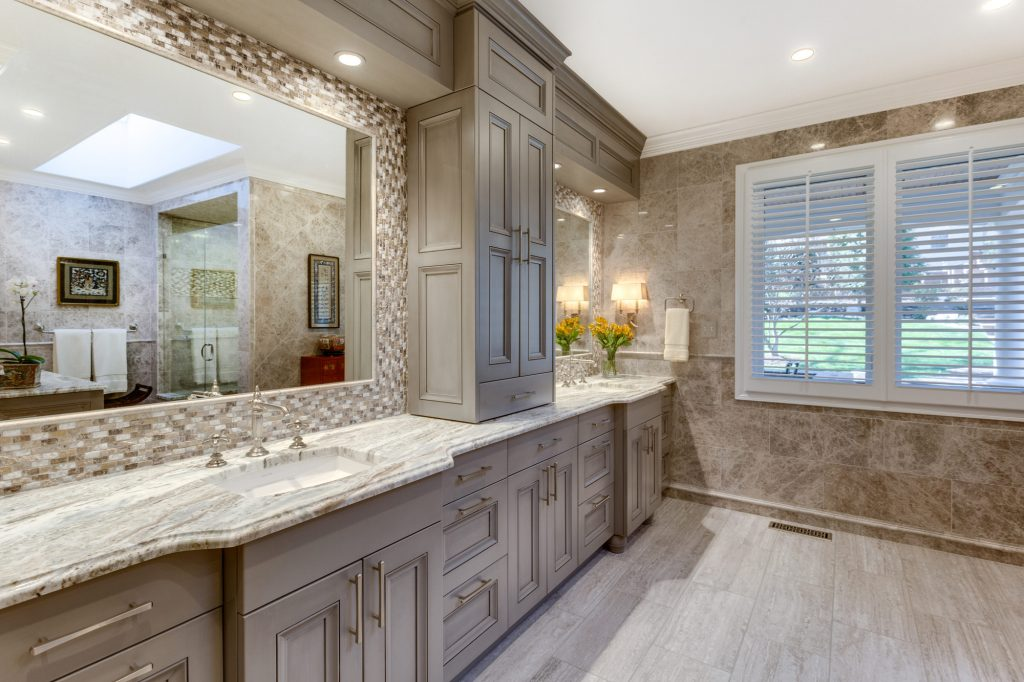 Master Bathroom Renovation in Arlington, VA