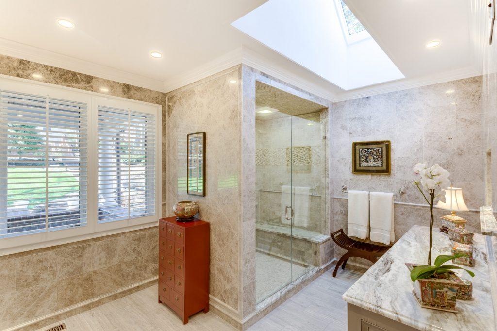 Master Bathroom Renovation in Arlington, VA