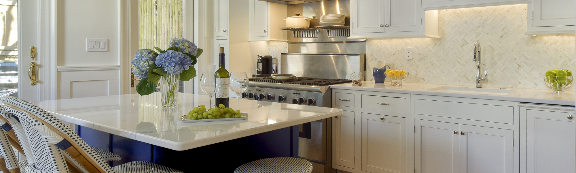 DC Rowhome Kitchen Remodel