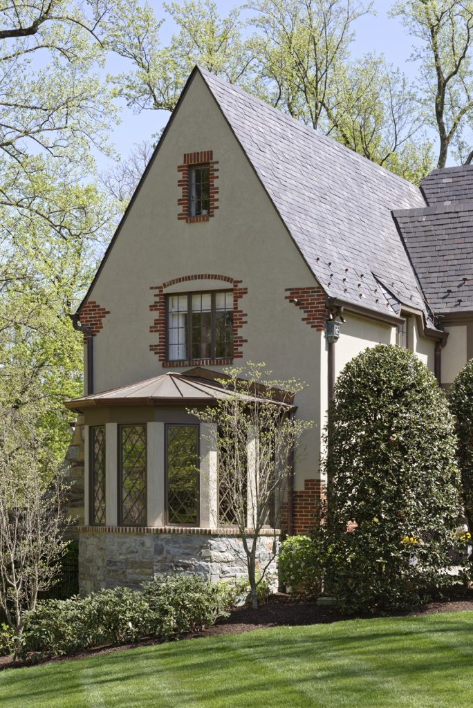 Chevy Chase Whole House Remodel - Tudor Home Design - Maryland Designers
