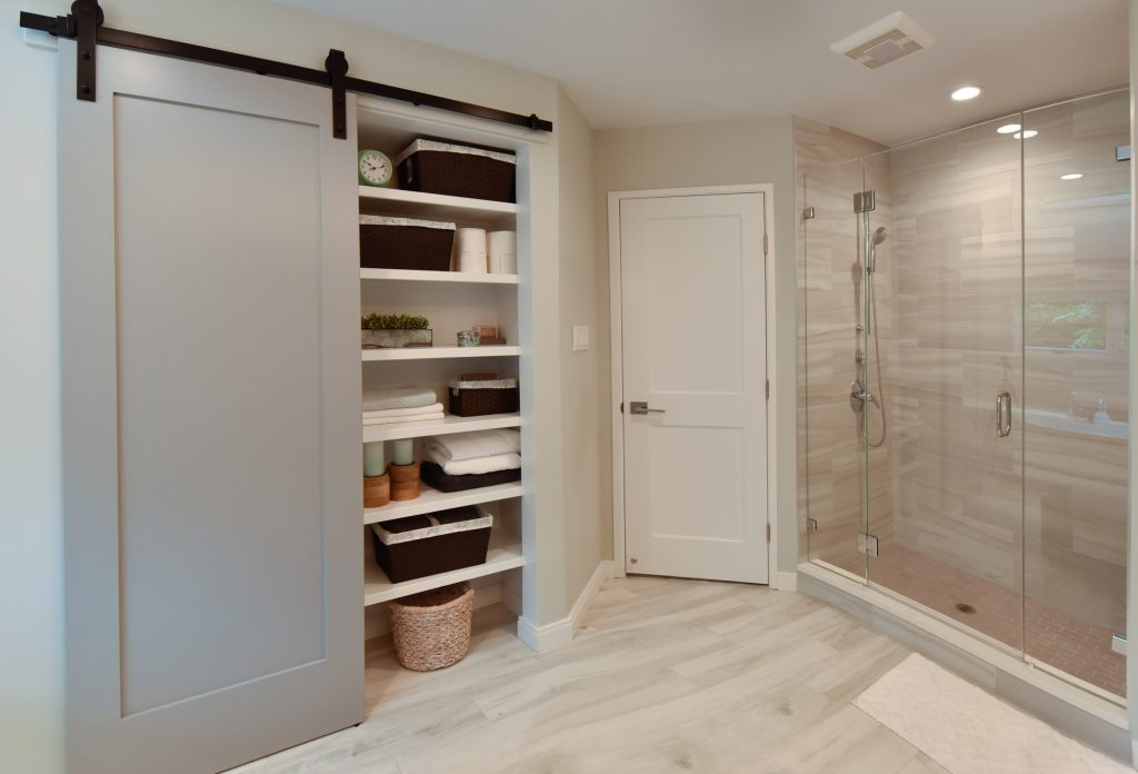 Reston Virginia Whole House Remodel - VA Area Design Build Firms - Transitional Design