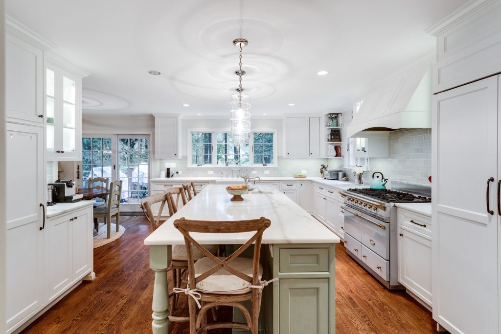 McLean Virginia Whole House Remodel - Kitchen Design Build - Designers