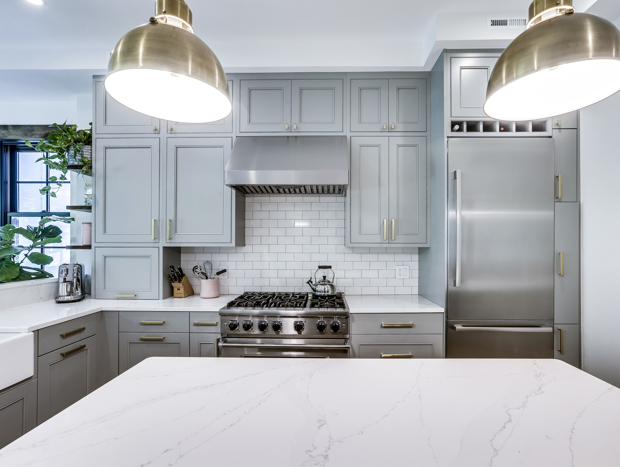Chic Design And Functionality Delivered In Georgetown Renovation