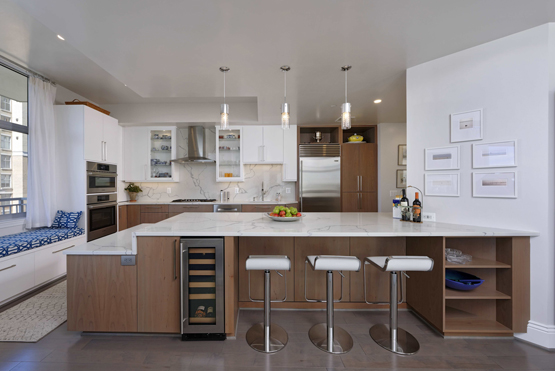 Design Build Remodeling Experts - Condo Kitchen Renovation