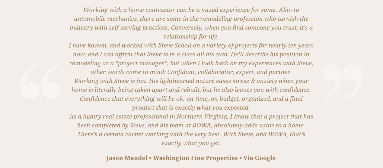 Steve Scholl - Jason Mandel Review Google