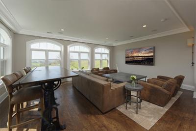 BOWA Design Build Remodeling - Media Room - Enjoy your Time Inside
