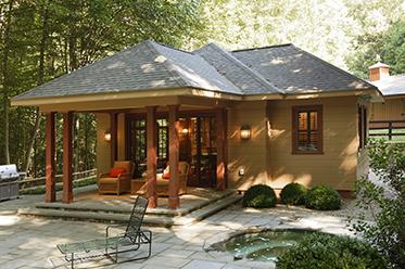 New Poolhouse Great Falls VA