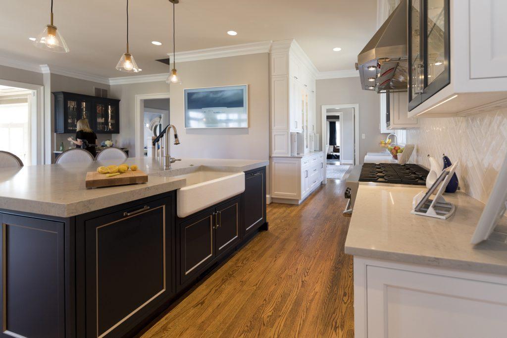 Transitional Great Falls Kitchen Renovation