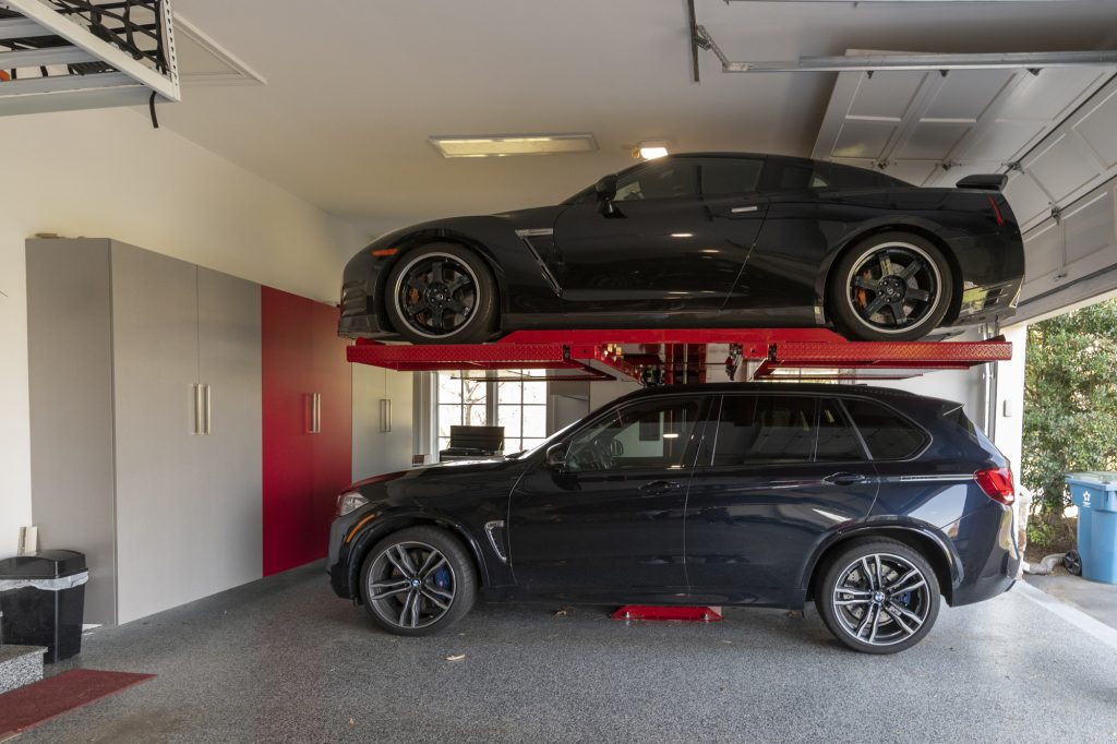 Great Falls VA Garage Storage Solution