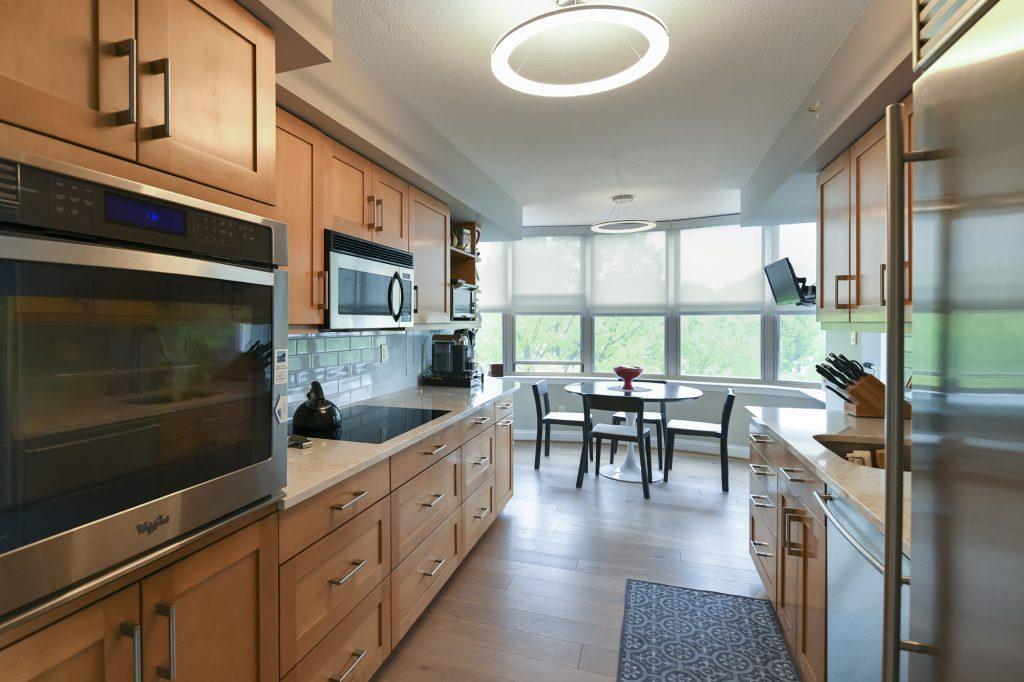 Bethesda Condominium Kitchen Renovation