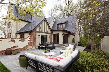 Tudor Remodel in Chevy Chase