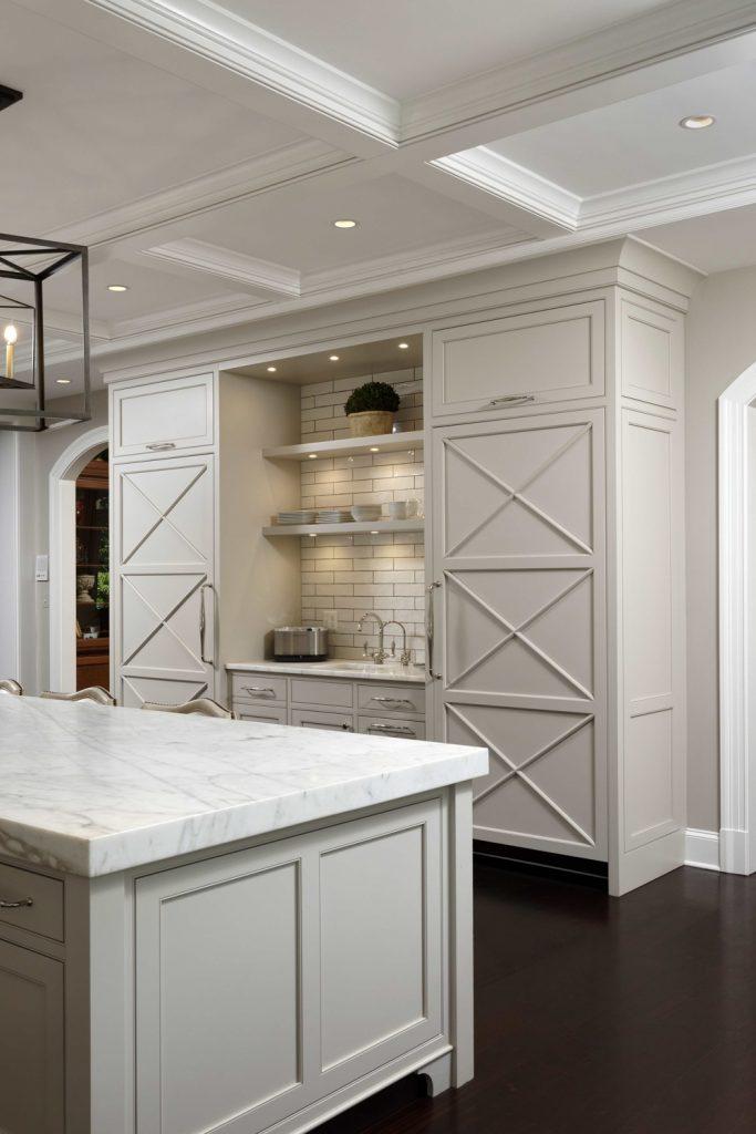 Transitional Kitchen Design