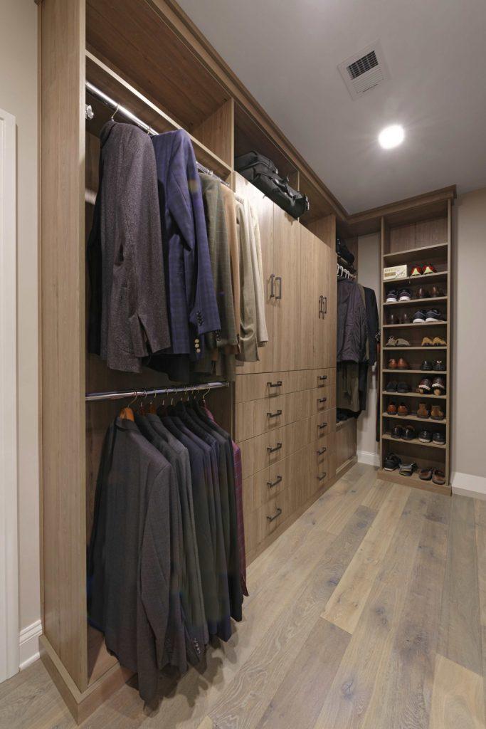Master Closet Design