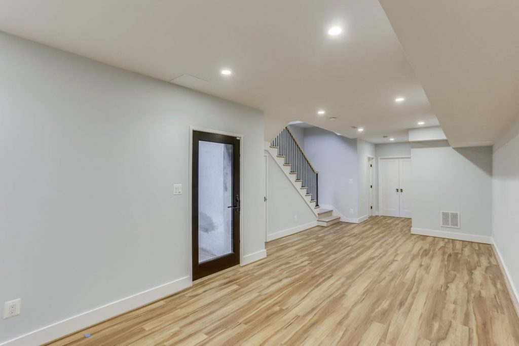 Washington DC Rowhouse Renovation