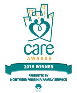NVFS Care Award Winner 2019