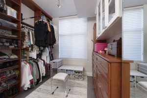 BOWA Design Build Renovation - Condo Master Closet Walk In2