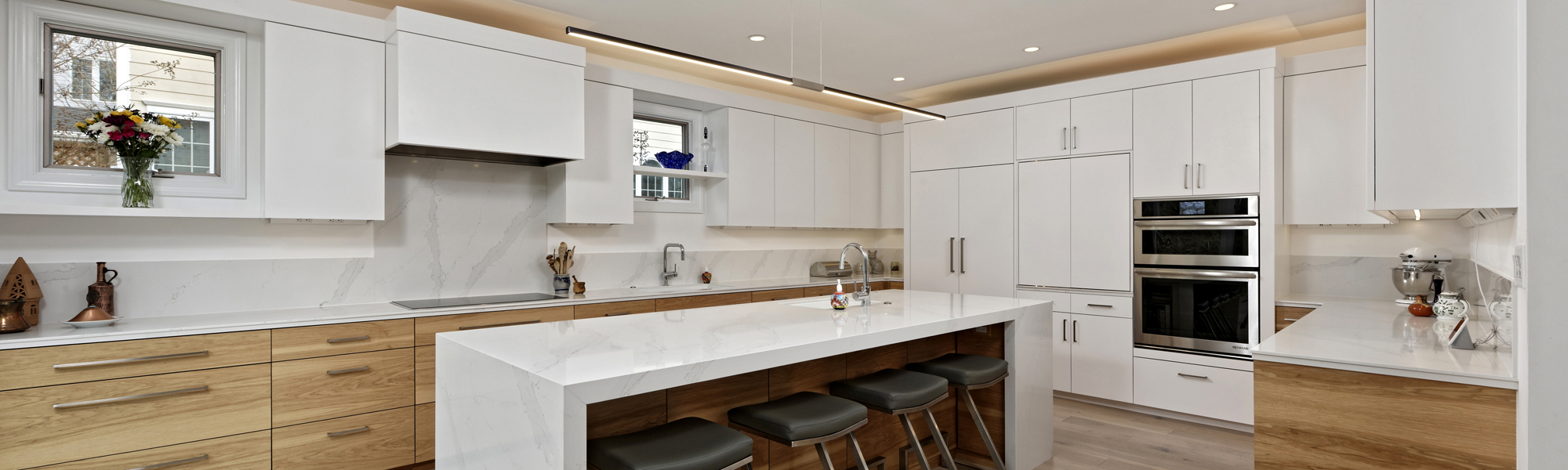 BOWA Design Build Kitchen Renovation McLean VA