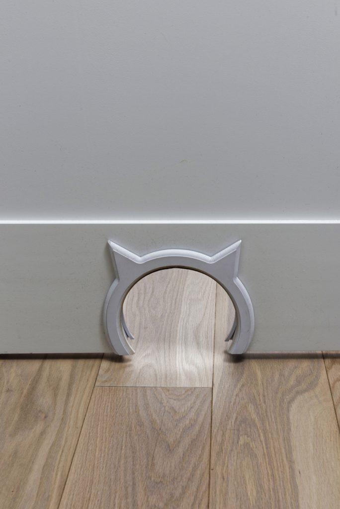 BOWA Design Build Renovation McLean VA - Kitty Door